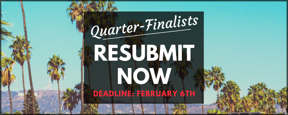Quarter Finalist Resubmission