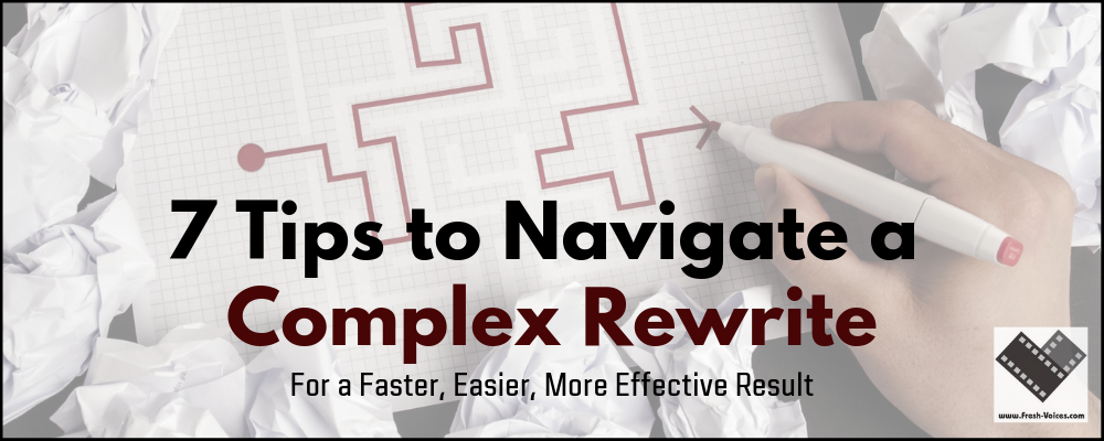 7 Tips To Navigate A Complex Rewrite 1000x400