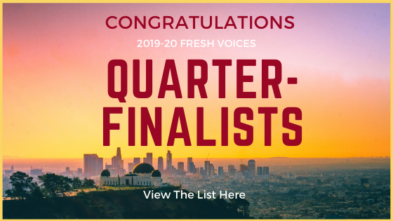 Congratulations Quarter Finalists
