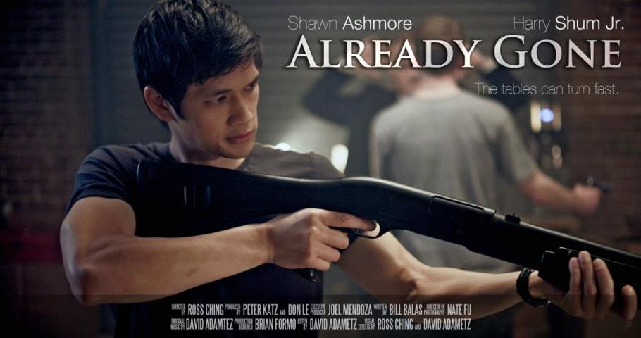 Already Gone Poster 2